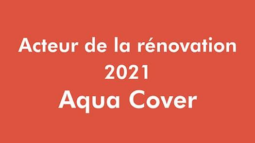 Acteur Renovation - Aqua Cover