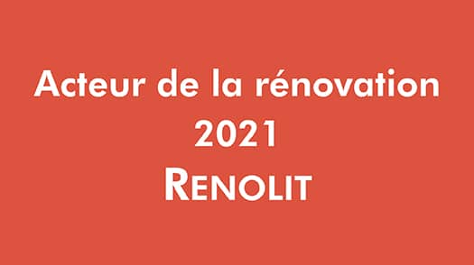 Acteur Renovation - Renolit